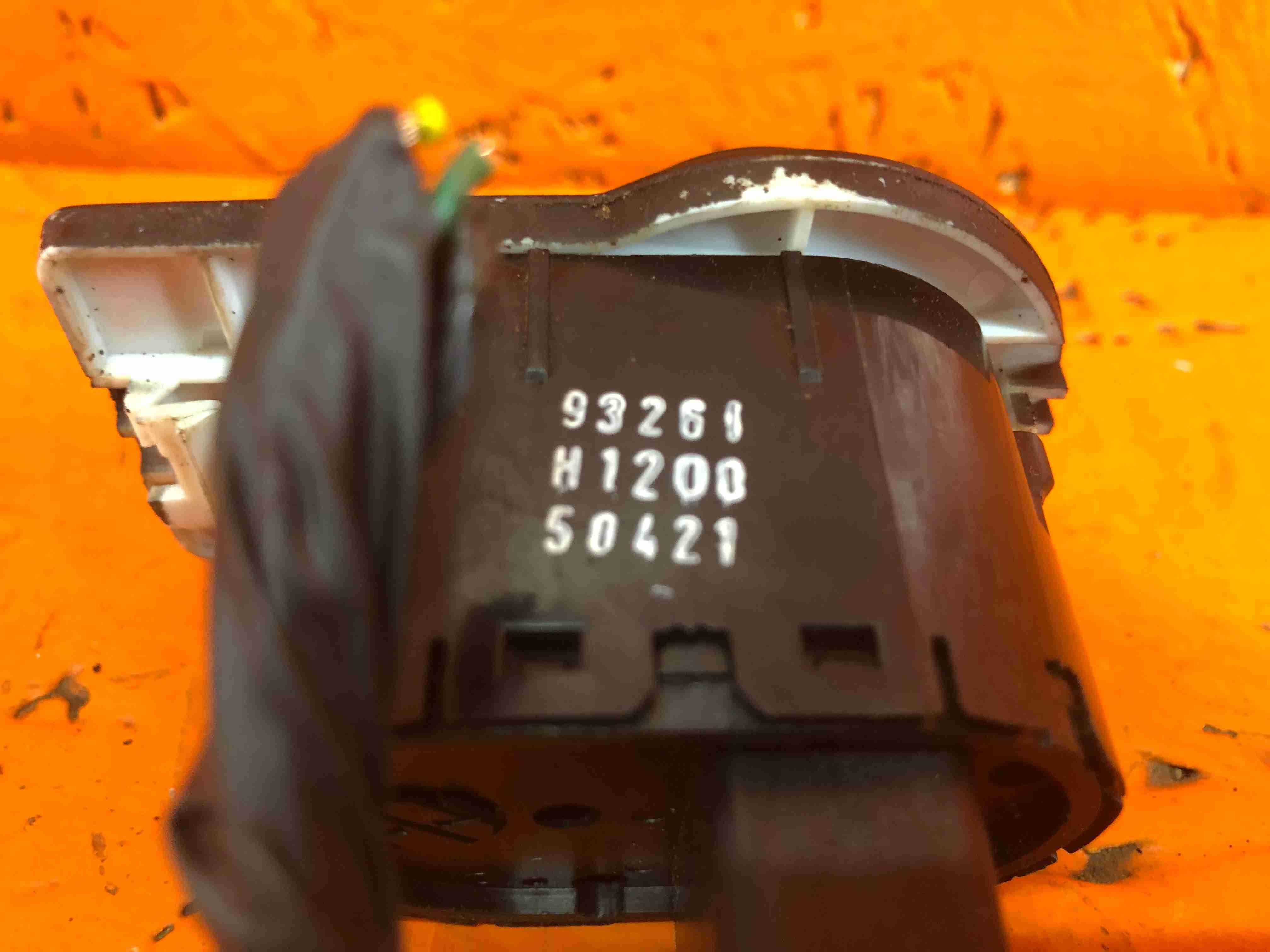 Переключатель полного привода   93261-h1200